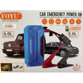 CAR EMERGENCY POWER ON...