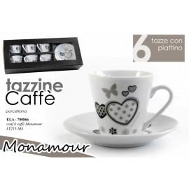 GICOS TAZZINE CAFFE' IN...