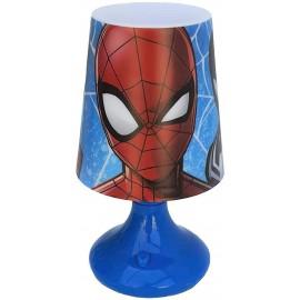 LAMPADA DA COMODINO SPIDERMAN